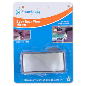 DreamBaby-Baby-Rear-View-Mirror-Child-Toddler-Travel-Car-Safety-Back-Seat-L209