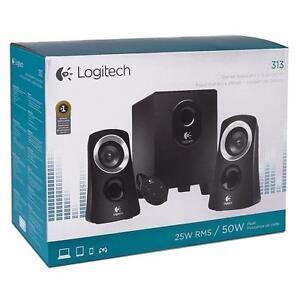 Grand special pour Logitech Speaker 35$