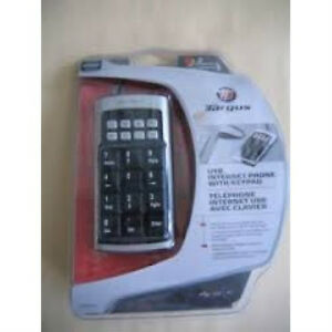 USB Internet Phone with Keypad   Targus Kingston Kingston Area image 2