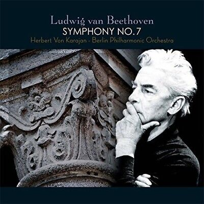 Ludwig van Beethoven - Symphony No. 7 [New Vinyl LP] 180 Gram, Holland - Import