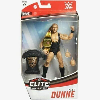 Pete Dunne WWE Mattel Elite Series 75 Action Figure NEW