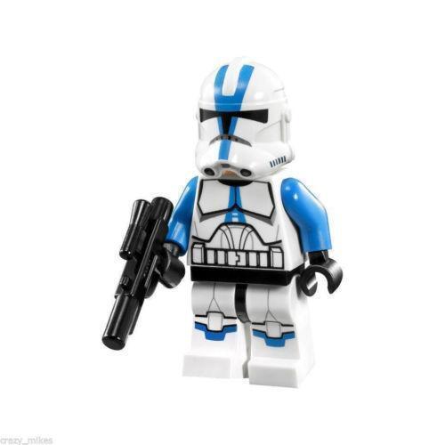 Lego 501st Clone Trooper Ebay