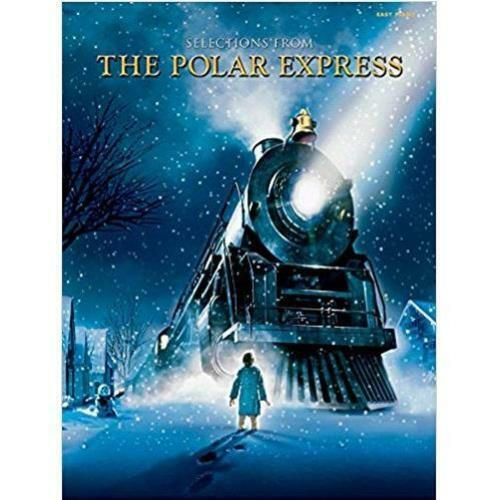 Selections from The Polar Express (Easy Piano Songbook Sheet Music)