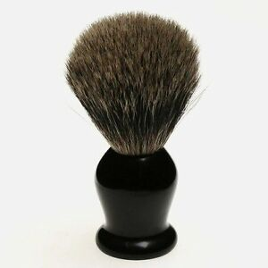 NEW-Handmade-BADGER-SHAVING-BRUSH-RARE-RRP-44-99