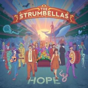THE STRUMBELLAS - HOPE - CD NEU OVP