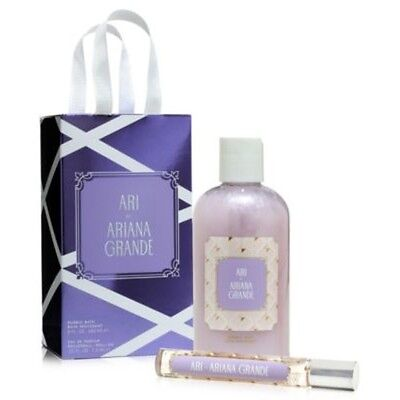 Ari By Ariana Grande Gift Set  Bubble Bath And Edp Rollerball