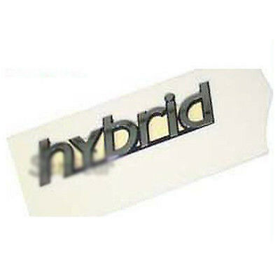 Rear Trunk hybrid Emblem For Kia Rio Pride