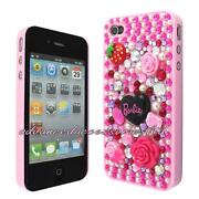Barbie Bling iPhone 4 Case