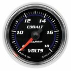 Auto Meter Car and Truck Volt Meters