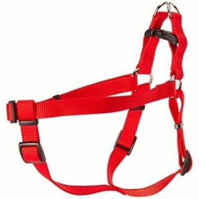 Coastal Pet Comfort Wrap Adjustable Harness - Red Medium 20