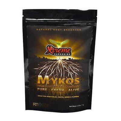 Xtreme Gardening Mykos Pure Mycorrhizal - Mycos Extreme - 100G, 1, 2, 20, 50 (Extreme Garden)
