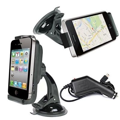 RightWay GPS Car Kit w/ Bluetooth & Dock Connector for iPhone & iPod Touch.  #62 Ipod Car Dock
