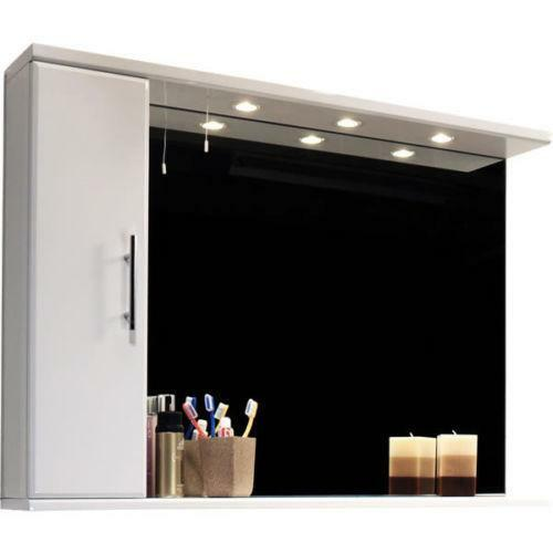 bathroom wall cabinets with lights bathroom cabinet mirror light ebay 22568