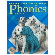 Modern Curriculum Press Phonics