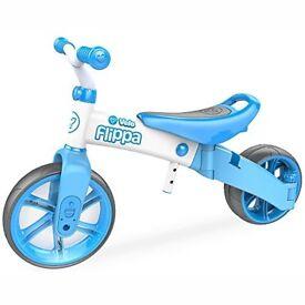 Y Velo Flippa is a fantastic 2-in-1 bike