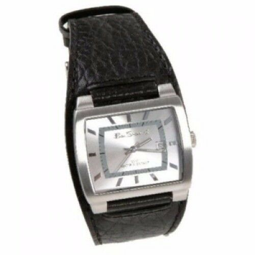 Ben Sherman Gents Watch With Silver Dial And Leather Strap - Brand New - Kilmarnock Ar