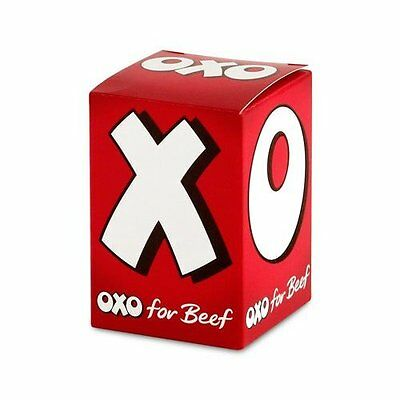 OXO Beef Stock 144 Cubes ,12 x 12 ,   Delivery in 3-4 Business Days Exp.Jul 2019