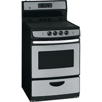 GE 24-inch Free-Standing electric range Brand New in box
