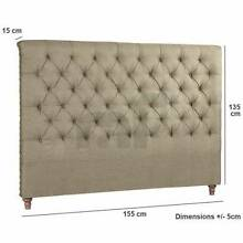 Sean Fabric Headboard Reservoir Darebin Area Preview