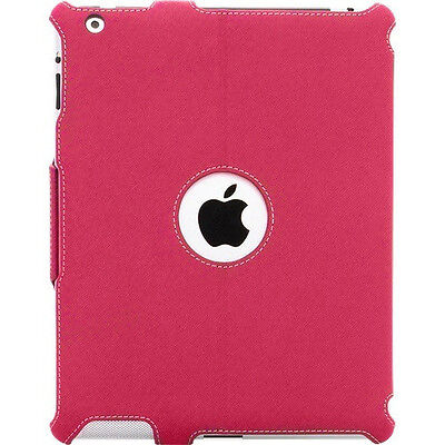 [50 PACK] Targus (THZ15703US) Vuscape™ Case & Stand iPad® 3 & 4 (Calypso Pink)