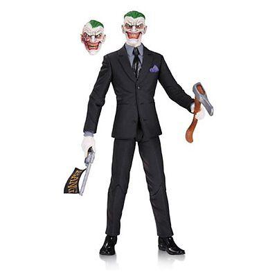 DC Comics Designer Series JOKER Greg Capullo Action Figure =FREE SHiP==