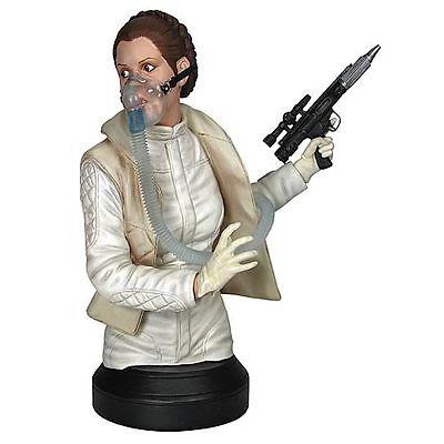 Star Wars PRINCESS LEIA MYNOCK HUNT mini bust~ESB~statue~Gentle Giant~NIB