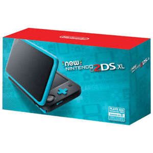 new Nintendo 2DS XL MINT IN BOX NEARLY NEW