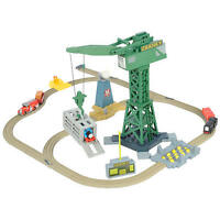 Gros lot de poste de train Thomas le petit train trackmaster
