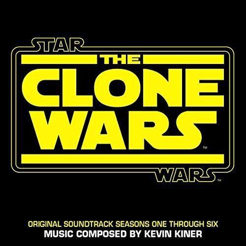 Kevin Kiner - Star Wars: The Clone Wars Season One (Original Soundtrack) [New Vi