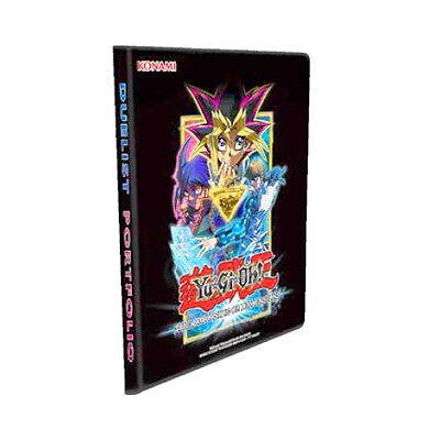 Yu-Gi-Oh! Konami Dark Side of Dimensions Portfolio Binder -180 Cards- Brand New!