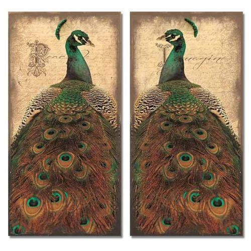 Peacock Home Decor Ebay