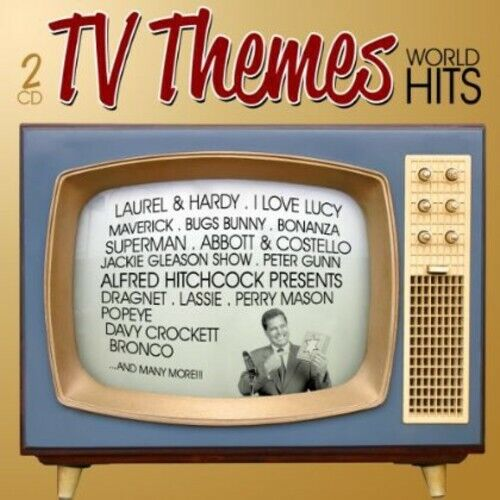 Various Artists - Tv Themes World Hits [new Cd] Germany - Import