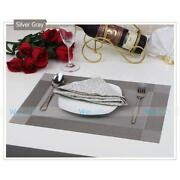 Silver Placemats