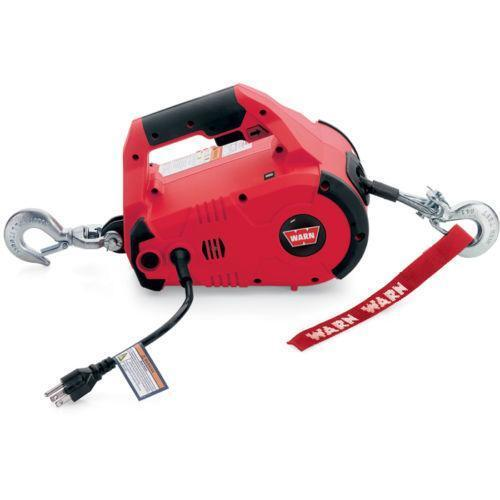Electric Cable Hoist 110v : Ac electric winch ebay
