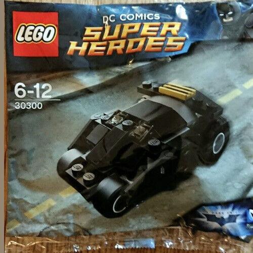 Lego+DC+Comics+Super+Heroes+Batman+Tumblr++30300+Brand+New+Polybag+57+Pieces