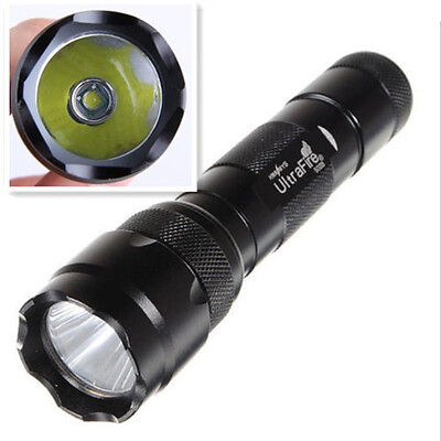 Ultrafire WF-502B Tailcap Click ON//OFF Switch for 502A//B//C//D Flashlight