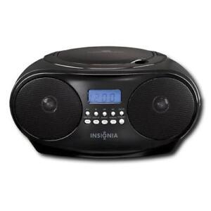 Insignia CD Boombox (NS-B4111-C)  NEW