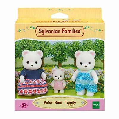 Epoch Calico Critters dolls bear family FS-04
