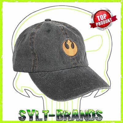 Star Wars Caps Rebel Resistance Baseballcap Kappe Basecap Snapback Mütze Hat Hut