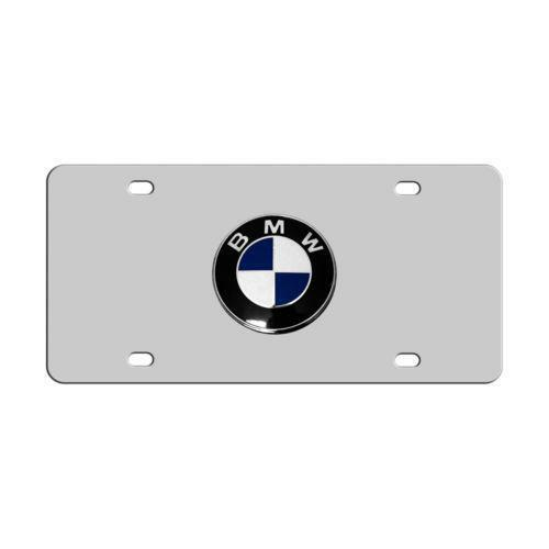 Bmw License Plate Ebay