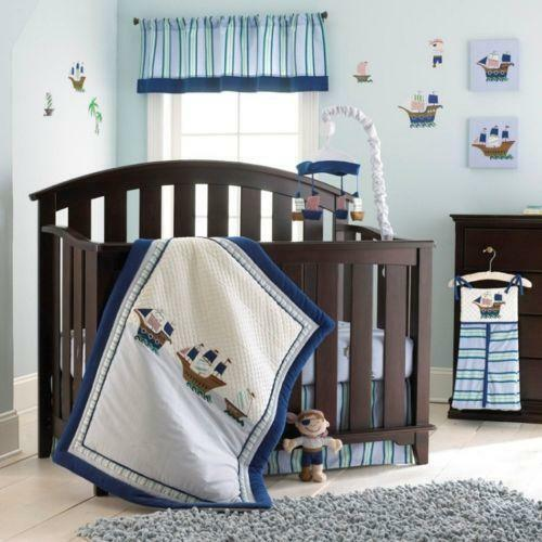 Pirate Crib Bedding Ebay