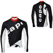 Long Sleeve Winter Cycling Jersey
