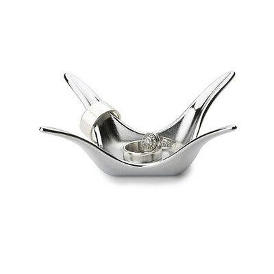 Umbra RINGLING Ring/Jewelry Holder Dish nickel/chrome 299030-412