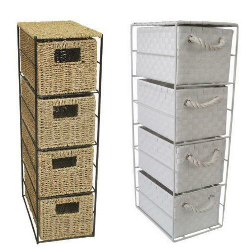 bathroom storage drawers ebay