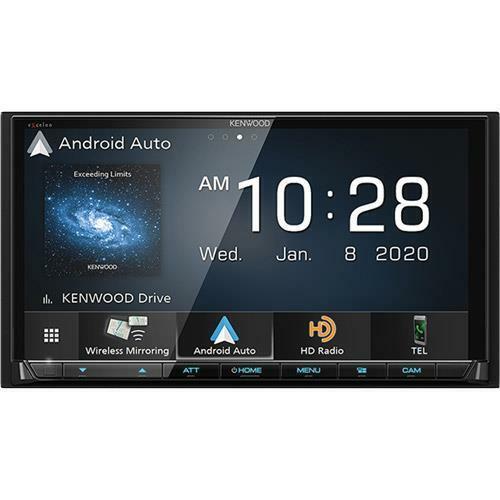 Kenwood DMX907S Excelon Bluetooth Multimedia Receiver