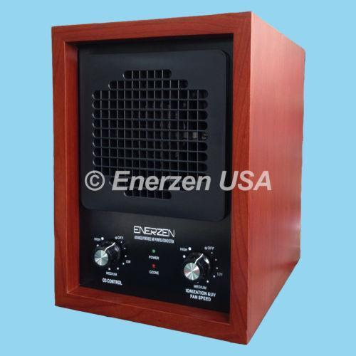 Air Purifier Ozone Ionizer Cleaner : Ozone ionizer air cleaners purifiers ebay