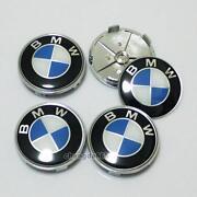 BMW M Center Caps