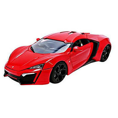 Jada Toys Fast and Furious 1:18 Scale Diecast Car - Lykan Hypersport