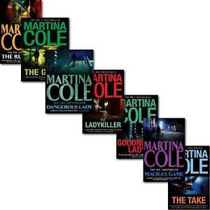 Martina cole books ebay