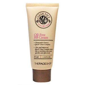 The-Face-Shop-Clean-Face-Oil-Free-BB-Cream-35mL-BEST